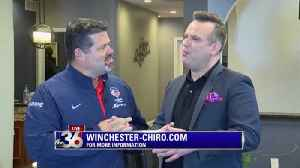 Troy at Winchester Chiro [Video]