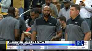 Mizzou Basketball Sells out Season Tickets [Video]