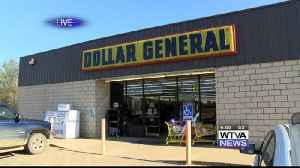 Dollar General Robbery in Blue Mountain [Video]