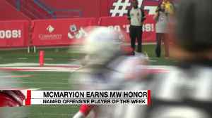 Bulldogs have tunnel vision; McMaryion named MW POTW [Video]