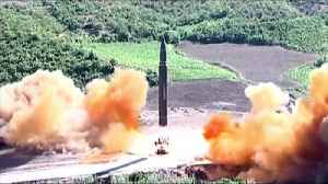 North Korea Launches Missiles [Video]