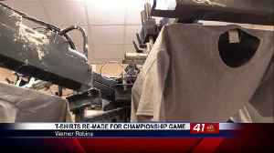 Warner Robins business prepares for state championship game [Video]