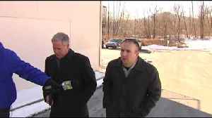 Police officer surrenders on charges in hit-and-run crash [Video]