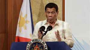 Philippines' Duterte Hit By Accusations Of Crimes Against Humanity [Video]