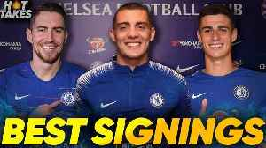 """""""Chelsea Have Had The BEST Transfer Window""""   #HotTakes [Video]"""