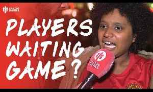 PLAYERS WAITING GAME? Manchester United 0-3 Tottenham Hotspur [Video]