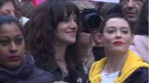 Rose McGowan Reaches Out To Asia Argento About Sexual Assault Allegations [Video]