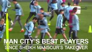 Who was voted Manchester City's best player of Sheikh Mansour era? [Video]