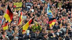 German Neo-Nazi's and Other Far Right Protestors Clash With Police [Video]
