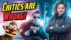'The Happytime Murders' Isn't the Worst Movie of 2018 [Video]