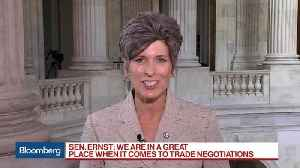 Sen. Ernst Says U.S. Farmers Want Trade, Not Aid [Video]
