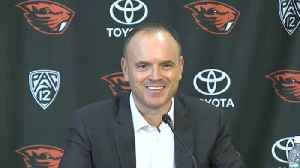 Web Extra: Scott Rueck after Beavs tough it out against USC, [Video]