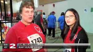 ROME HEART WALK [Video]