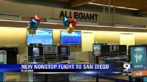 Eugene Airport will offer new nonstop flight to San Diego [Video]