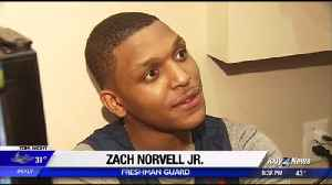 First-time NCAA excitement for Gonzaga freshmen [Video]