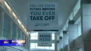 New flights coming to local airport [Video]