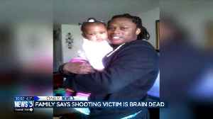 'His life is over': Mother of shooting victim says her son is brain dead [Video]