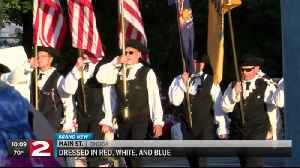 Hundreds come out to Memorial Day parade in Onieda [Video]