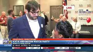 Arrington, Sanford Neck-and-Neck in House Dist. 1 Race [Video]
