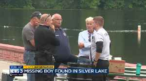 Search crews locate body of 13-year-old boy who drowned in Silver Lake Sunday, police say [Video]