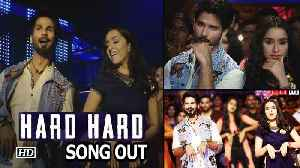 Hard Hard Song | Shahid-Shraddha groove to Mika Singh's voice [Video]