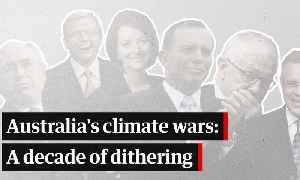 Australia's climate wars: a decade of dithering [Video]