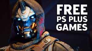 Free PS4/PS3/Vita PlayStation Plus Games For September 2018 Revealed [Video]