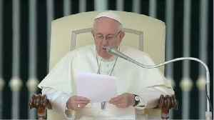 Pope: Meeting Abuse Survivors Left A 'Profound Mark' [Video]