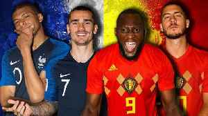 FRANCE 1-0 BELGIUM   FRANCE ARE IN THE WORLD CUP FINAL!!   #TheFootballSocial [Video]