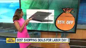WalletHub: 2018's Best Labor Day Deals & Sales [Video]