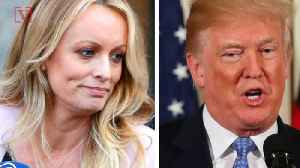 News video: Trump's Lawyers Cite Free Speech as Reason to Toss Stormy Daniels Lawsuit