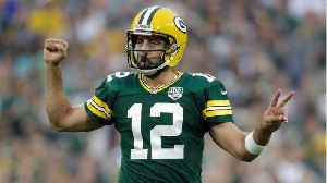 Aaron Rodgers Reportedly Agrees To Historic $134 million Contract Extension [Video]