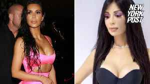 Kim Kardashian wannabe spent $550K to look bootylicious [Video]
