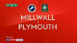 Millwall 3-2 Plymouth [Video]