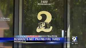 Douglas County Fire needs citizens to pay their taxes [Video]