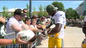 Packers Training Camp: Tuesday Recap [Video]