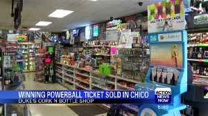 Winning powerball ticket in Chico [Video]