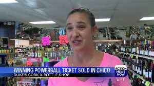 LOTTERY WINNER! [Video]