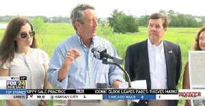 Rep. Sanford Wants to Create Picturesque Park Near Wando River [Video]
