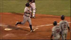 M-Braves Beat Lookouts 9-4 [Video]