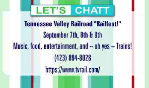 TN Valley Railroad presents Railfest! [Video]