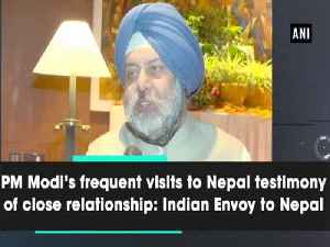 PM Modi's frequent visits to Nepal testimony of close relationship: Indian Envoy to Nepal [Video]