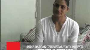 Hima Das Can Give Medal To Country In Olympics - Manjeet Kaur [Video]