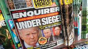 Trump Wanted To Buy Decades Of National Enquirer's Stories About Him [Video]