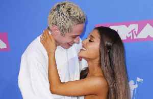 Pete Davidson's tattoo inspired by Ariana Grande's ex [Video]