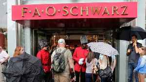 FAO Schwarz Toy Store Is Coming Back! [Video]