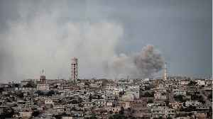 U.N. Fears Use Of Chemical Weapons In Syria's Battle For Idlib [Video]