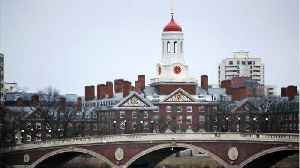 U.S. Supports Lawsuit Against Harvard Admissions Policy [Video]