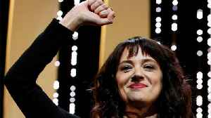 Asia Argento Slams Model For Cooperating With Police [Video]