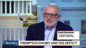 Ex-Budget Director Stockman Calls Trump a 'Neanderthal on Trade' and an 'Ignoramus' [Video]